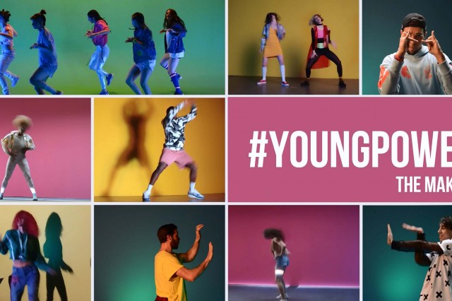 #YOUNGPOWER - THE MAKING