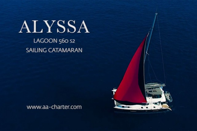 Alyssa Sailing Catamaran
