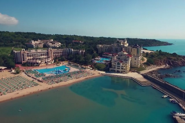 Aerial footages for a commercial of Dyuni Resort