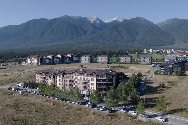 Hotel Green Wood Bansko